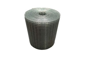 galvanised solar panel mesh
