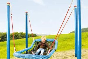 """Swing bed"" easy-swing"
