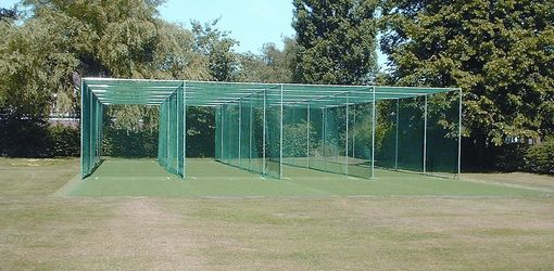 quadruple bay standard replacement netting