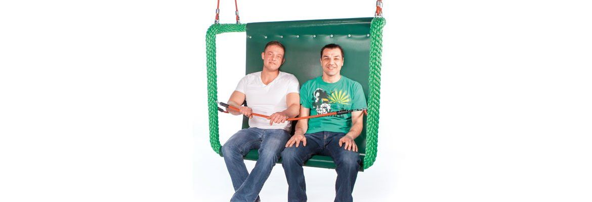 "Swing seat Maxi, Duo ""Inclusive"""