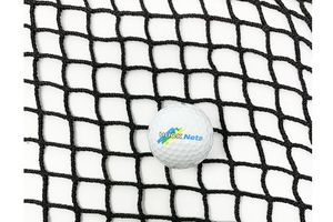 knotless polypropylene netting