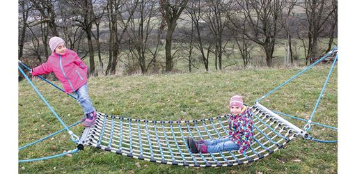 XXL Rest hammock made from Hercules rope