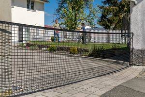 barrier net