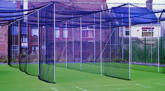 3 bay cricket cage