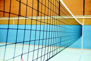 3mm long volleyball net