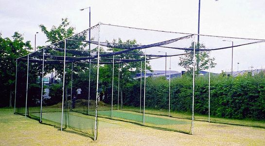 1 bay cricket cage