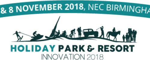 Holiday park innovation banner