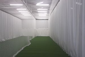 indoor cricket sightscreen