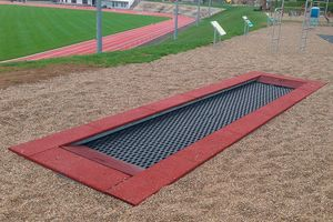 """Maximus"" Trampoline 9.00 m long"