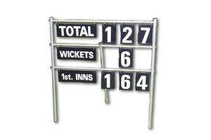 Portable Aluminium Cricket Scoreboard