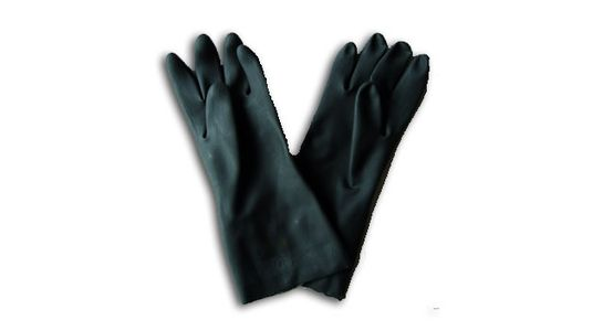 PPE Nitrile Rubber Gloves