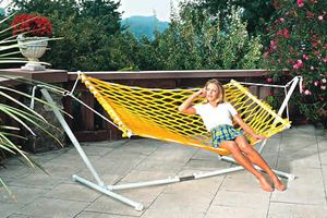 "Article 10850 with hammock ""Heaven"""