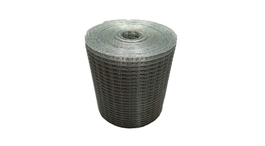 25mm x 25mm Weldmesh Roll (16 gauge) - 0.915m x 6m