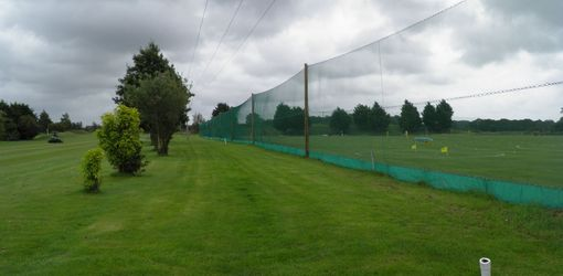 golf driving range net