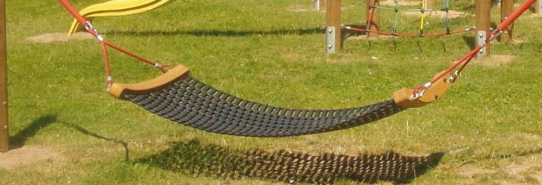 steel link rope hammock 2 steel link rope hammock   huck  rh   huck   co uk