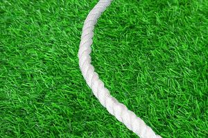 24mm Cricket Pitch Boundary Rope