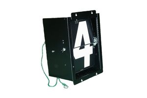 mechanical cricket scoreboard number unit
