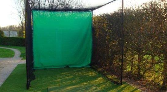 Heavy Duty Golf Baffle Nets Huck