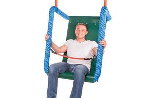 Maxi swing for those of limited mobility