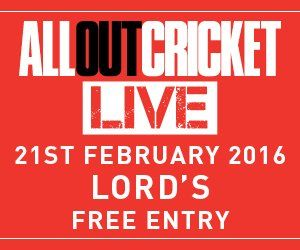 Huck Nets @ All Out Cricket Live