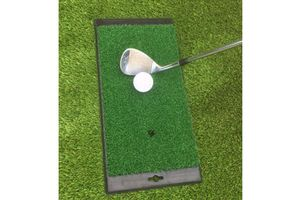 golf fairway mat