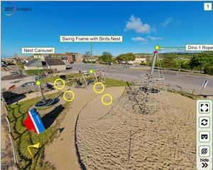 Virtual Tour of West Bay Play Area