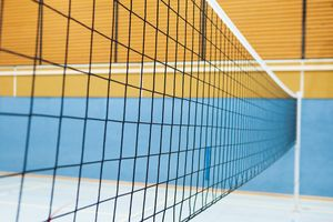 long volleyball net