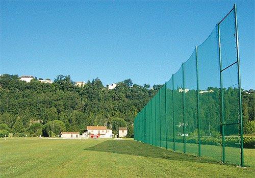 Huck Golf Driving Range Netting Installations
