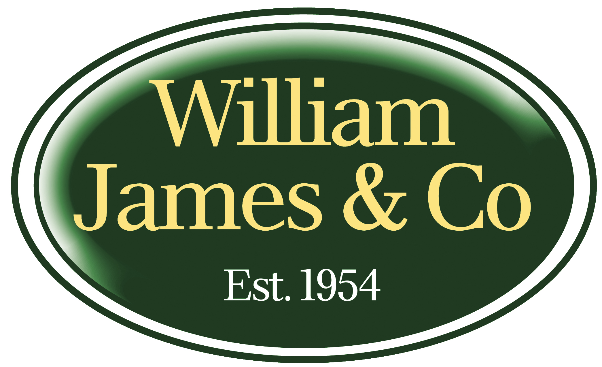 william james and co logo