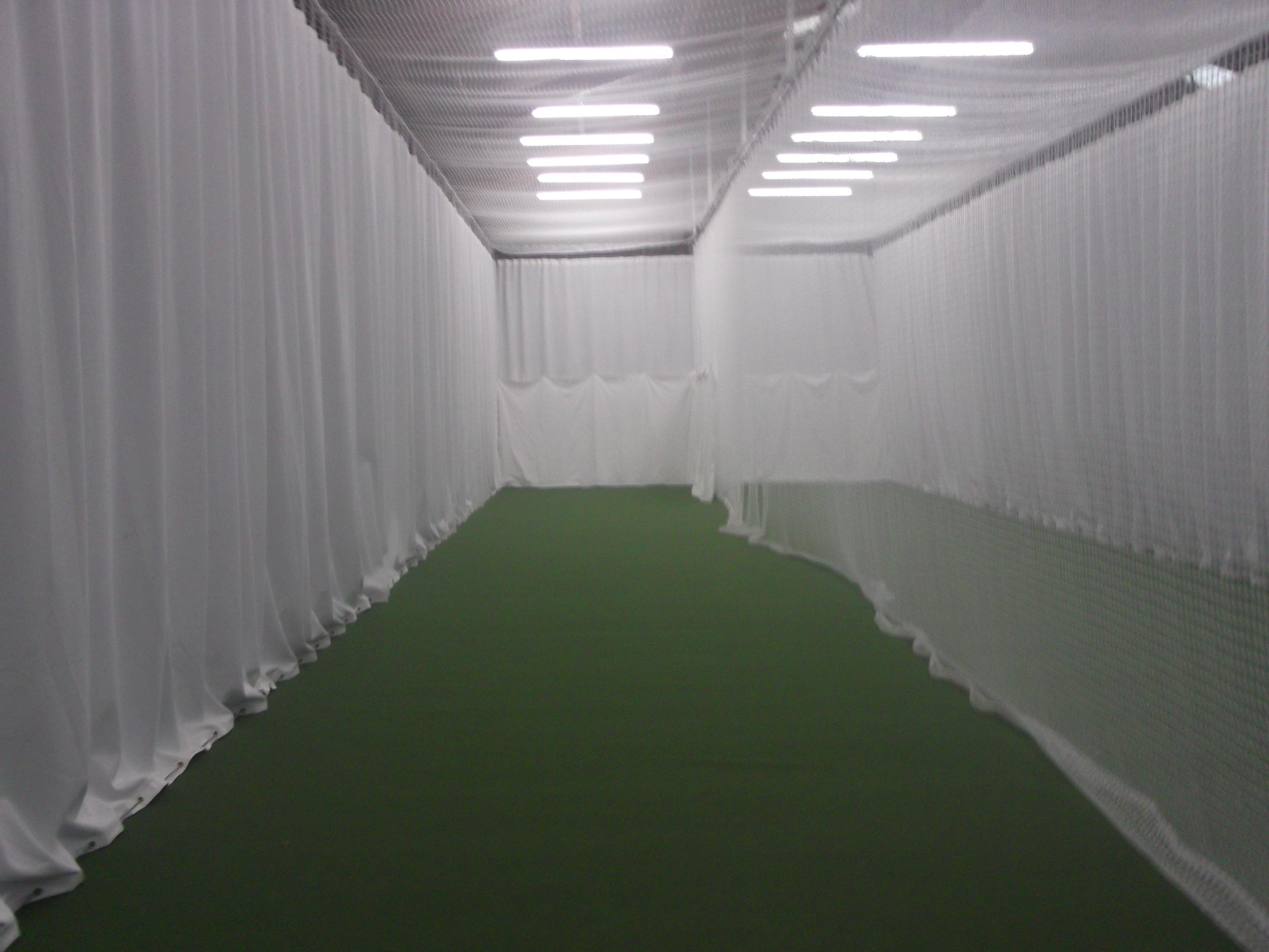 Indoor Cricket Netting Installations Huck